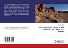 Copertina di Metallogeny of cobalt in the ore-belt of Bou Azzer – El Graara