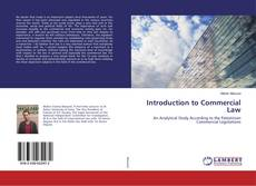 Bookcover of Introduction to Commercial Law