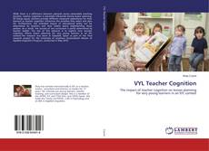 Bookcover of VYL Teacher Cognition