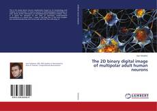 Couverture de The 2D binary digital image of multipolar adult human neurons