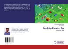 Capa do livro de Goods And Services Tax