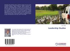 Bookcover of Leadership Studies