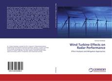 Обложка Wind Turbine Effects on Radar Performance