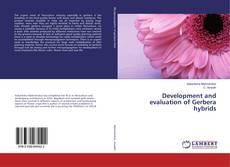 Portada del libro de Development and evaluation of Gerbera hybrids