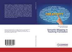 Copertina di Semantic Mapping in Teaching Translation