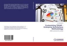 Bookcover of Customizing TOGAF - Enterprise Architecture Methodology