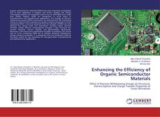 Couverture de Enhancing the Efficiency of Organic Semiconductor Materials
