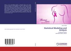 Bookcover of Statistical Modeling and Analysis