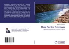 Bookcover of Flood Routing Techniques