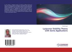 Bookcover of Lyapunov Stability Theory with Some Applications