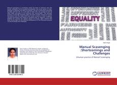 Copertina di Manual Scavenging :Shortcomings and Challenges