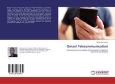 Buchcover von Omani Telecommunication