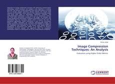 Buchcover von Image Compression Techniques: An Analysis