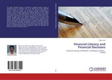 Buchcover von Financial Literacy and Financial Decisions