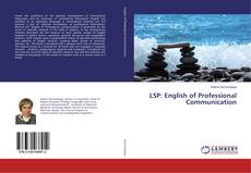 Bookcover of LSP: English of Professional Communication