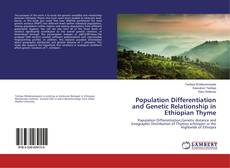 Bookcover of Population Differentiation and Genetic Relationship in Ethiopian Thyme