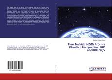 Portada del libro de Two Turkish NGOs from a Pluralist Perspective: IHD and KIH-YÇV