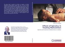 Bookcover of Effects of Spirulina in Treating Malnutrition