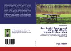 Couverture de Zero Grazing Adoption and Knowledge of Cattle Reproductive Parameters