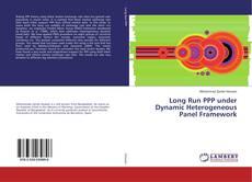 Long Run PPP under Dynamic Heterogeneous Panel Framework的封面