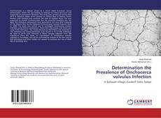 Обложка Determination the Prevalence of Onchocerca volvulus Infection