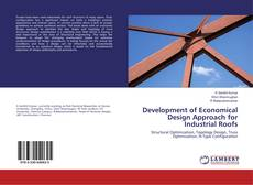 Bookcover of Development of Economical Design Approach for Industrial Roofs