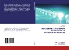 Bookcover of Idempotent and Nilpotent Submodules of Multiplication Modules