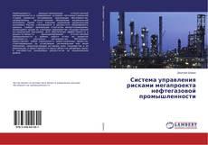 Обложка Система управления рисками мегапроекта нефтегазовой промышленности