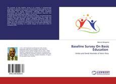 Bookcover of Baseline Survey On Basic Education