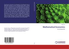 Couverture de Mathematical Economics