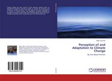 Bookcover of Perception of and Adaptation to Climate Change