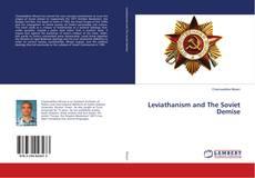 Portada del libro de Leviathanism and The Soviet Demise