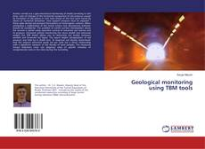 Bookcover of Geological monitoring using TBM tools