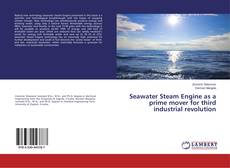 Bookcover of Seawater Steam Engine as a prime mover for third industrial revolution