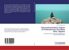 Geo-environmetric Indices of Polluted Iron Ore Mine Sites, Nigeria kitap kapağı
