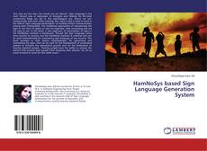 Buchcover von HamNoSys based Sign Language Generation System