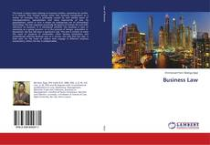 Bookcover of Business Law