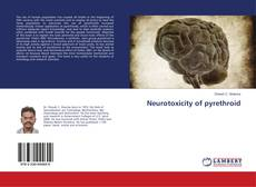 Bookcover of Neurotoxicity of pyrethroid