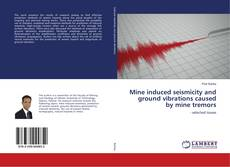 Mine induced seismicity and ground vibrations caused by mine tremors kitap kapağı