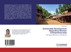 Bookcover of Sustainable Development Regarding Women Entrepreneurship