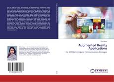 Capa do livro de Augmented Reality Applications