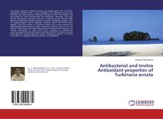 Buchcover von Antibacterial and Invitro Antioxidant properties of Turbinaria ornata