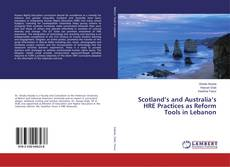 Bookcover of Scotland's and Australia's HRE Practices as Reform Tools in Lebanon