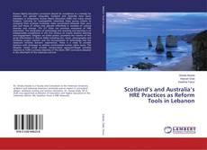 Copertina di Scotland's and Australia's HRE Practices as Reform Tools in Lebanon