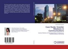 Bookcover of Case Study: Investor Relations in Communications