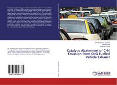 Capa do livro de Catalytic Abatement of CH4 Emission from CNG Fuelled Vehicle Exhaust