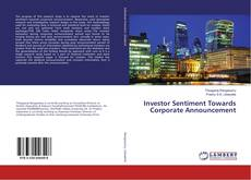 Bookcover of Investor Sentiment Towards Corporate Announcement