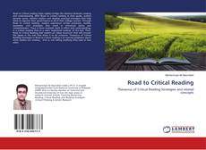 Bookcover of Road to Critical Reading