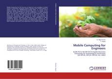 Bookcover of Mobile Computing for Engineers