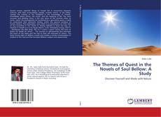 The Themes of Quest in the Novels of Saul Bellow: A Study的封面